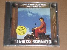 ENRICO SOGNATO - SCAMBIEREI LE FIGURINE CON CHIUNQUE - CD SIGILLATO (SEALED)