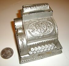 New Year.New Price! * A Penny a Day * Cash Register Bank * Circa 1930's