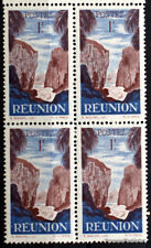 Francobolli nuovo REUNION Yt 268 BLOCCO 4 1947