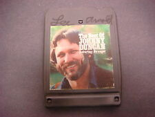 The Best Of Johnny Duncan, 8 Track Tape,Tested,Strange Gentle Fire,Fools