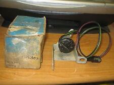 NOS GM 1964-1965 Chevy Corvette Oldsmobile Cutlass 3-Speed Back-Up Light Switch