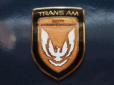 89 Pontiac Firebird 20th Anniversary Turbo Trans Am Front Nose Badge