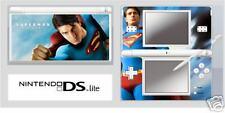 Nintendo DS or DS Lite SUPERMAN Vinyl Skin / Sticker