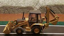 Conrad 2934 Gold CASE 580 Super K Ltd Ed. 1:35 Scale Backhoe *broken cylinders*