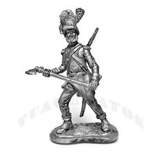 "Tin Toy Soldier ""Sapper Linear Infantry, France 1804-14 year"" 1/32 54mm"