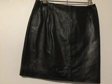 Witchery Leather Regular Skirts for Women