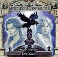 Gruselkabinett 139 Der Rabe von Edgar Allan Poe (31.08.2018, CD)