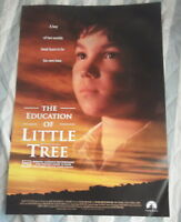 THE EDUCATION OF LITTLE TREE 1 SHEET MOVIE POSTER