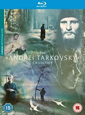 Sculpting Time - The Andrei Tarkovsky Collection (DVD Blu-ray, 2017)