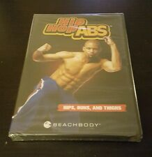 Hip Hop Abs: Hips, Buns and Thighs (DVD) Shaun T Beachbody workout exercise NEW