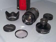 Telephoto Lenses for Pentax 135mm Focal