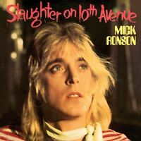 Mick Ronson - Slaughter on 10th Avenue [New CD]