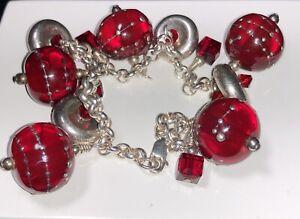 vintage 925  bracelet estate rare