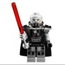 Authentic LEGO Star Wars Darth Malgus Minifigure sw413 9500 Sith Lord