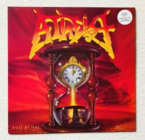 ATHEIST . piece LP 1.Press 1990 Metallica Slayer Death Sodom Anthrax Destruction