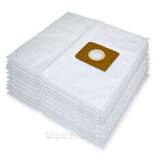 10 x Cloth Vacuum Bags For Nilfisk King Series Hoover Bag