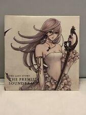 The Last Story The Premium Soundtrack Nintendo Wii Promo CD