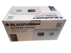 Blaupunkt IRD 30c Internetradio weiß, Radiowecker, UKW, Sleep Timer #2