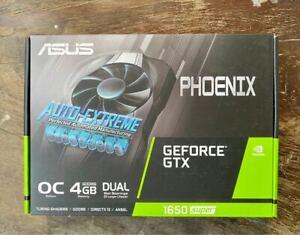 ASUS GeForce GTX 1650 Super OC Phoenix ventilador Edition (PH-GTX1650S-O4G)