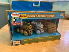 NEW - Thomas & Friends Wooden Railway - Sodor Collector's Pack - NEW IN BOX