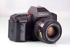 YASHICA CLASSIQUE APPAREIL PHOTO REFLEX AF 200 + AF 35-70mm Revêtement