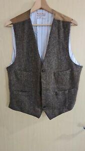 Harris tweed Waistcoat Medium