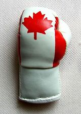 Boxhandschuh mini Kanada Ahorn 1 Stück Ottawa Deko Innenspiegel Boxing Gloves
