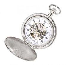 Analoge mechanische (Handaufzugs) Taschenuhren mit Datumsanzeige