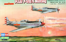 HobbyBoss 1/48: North American P-51D/K Mustang PLAAF