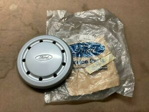 Ford Fiesta Mk3 Steel Wheel Centre Hub Cap Genuine OEM 6195943 89FB1130BC