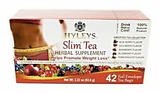 Hyleys Slim Tea Assorted Tea Collection 42 Teabag Weight Loss Tea Assortment