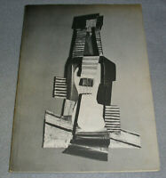 Picasso Sculpture Drawings Paintings Arts Council 1967 Exhibition Catalogue Book