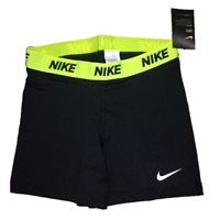 Nike Pro Core Compression Shorts Essential Spandex 5 Inch Length Cycle NWT