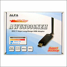 Alfa AWUS036NEH 802.11n Wi-Fi Wireless-N USB adapter range extender for Windows