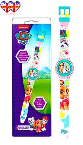 Paw Patrol Digital Watch,Children Watch, Official Licensed .
