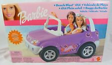 Barbie Beach Blast 4x4 Jeep (2002), New in Box (NIB)