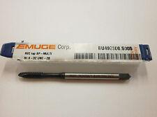 EMUGE 6-32 Spiral Point MULTI-TAP 2B/3B High Performance Germany BU4973005005