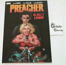 DC Comics Preacher Vol. 8 - All Hell's A-Coming TPB -Canadian Seller-