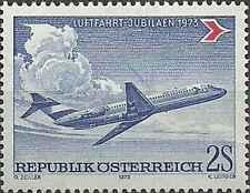 Timbre Avions Autriche 1242 ** lot 11205