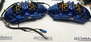 BMW M5 F90 Competition Front And Rear Break Calipers and pads 3000km