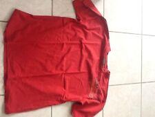 Joli Tee Shirt Rouge Ddp Enfant 12 Ans Port Offert