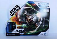 Star Wars Mission Fleet Darth Vader Tie Fighter Vehicle Stellar Class