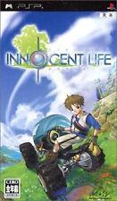 Used PSP  Innocent Life  SONY PLAYSTATION JAPAN IMPORT