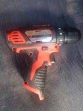 Milwaukee M12 BDD 12 Volt Drill Driver Skin only
