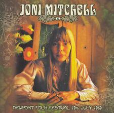 Joni Mitchell Newport Folk Festival 1969 | CD