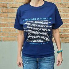 Ultimate Comic-Con shirt for Star Wars Trek Stranger Things Aliens Marvel DC fan