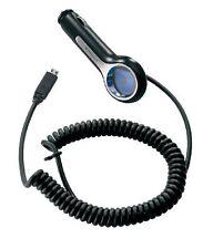 OEM Motorola SPN5400 Car Kit Vehicle Power Micro USB Charger 12V Lighter Adapter