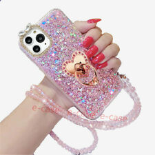 For LG Stylo 6/5/5X/4+/iPhone Bling Diamond Glitter Cryatal Soft tpu Case Cover