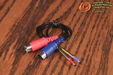 PHONAK CS44a CABLE SET (PAIR) - NEW - FOR HI PRO NOAHLINK & SIMILAR PROGRAMMERS