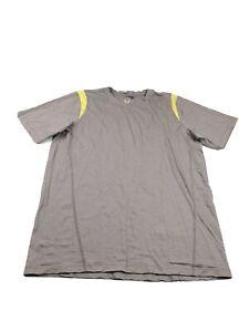 Ibex Merino Short Sleeve size M mens Gray